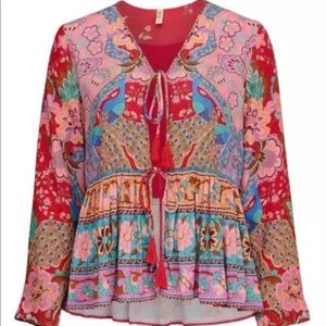 Spell & The Gypsy Collective Jackets & Coats - Spell And The Gypsy Collective Lotus Jacket